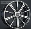 6 x 15 ET47,5 d63,3 PCD4*108 LS Wheels 209 BKF