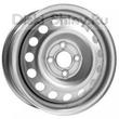 6 x 15 ET40 d60,1 PCD4*100 KFZ (ALCAR STAHLRAD) 8932 - Renault/Dacia Sandero (2013-)