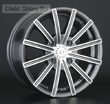 7 x 16 ET39 d65,1 PCD5*110 LS Wheels 312 GMF