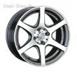 7 x 16 ET27 d65,1 PCD4*108 LS Wheels 328 GMF