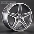 7 x 16 ET27 d65,1 PCD4*108 LS Wheels 345 GMF