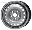 6,5 x 16 ET51 d65,1 PCD5*120 KFZ (ALCAR STAHLRAD) 9685 - VW Multivan T5