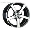 7 x 16 ET28 d58,6 PCD4*98 LS Wheels 357 BKF