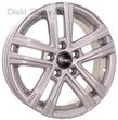 6,5 x 16 ET33 d57,1 PCD5*112 Tech-Line 645 Silver