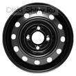 6 x 15 ET50 d60,1 PCD4*100 KFZ (ALCAR STAHLRAD) 7635 B - Renault