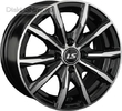 6 x 16 ET45 d60,1 PCD4*100 LS Wheels 786 BKF
