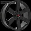 9 x 22 ET31 d77,9 PCD6*139,7 Replica CL501 LegeArtis Concept Gloss Black