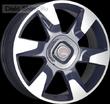 6,5 x 17 ET50 d64,1 PCD5*114,3 Replica H511 Concept DBF