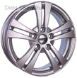 6,5 x 16 ET33 d57,1 PCD5*112 Tech-Line Neo 640 Silver