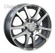 6 x 15 ET45 d73,1 PCD4*100 LS Wheels NG450 GMF