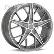 8,5 x 19 ET34 d79 PCD5*120 OZ Raсing Quaranta 5 Grigio Corsa Diamond Cut